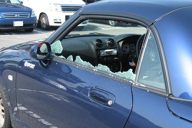 Image of 【犯罪】車上荒らし・盗難に狙われやすい車ランキング!と6つの対策