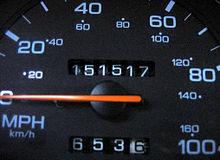 Image of 車の走行距離を調べる方法(ODOオドメーターとトリップメーター)